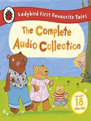 cover image of Ladybird First Favourite Tales