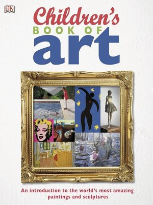cover image of Children's Book of Art