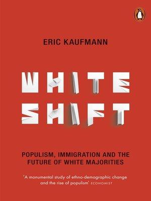 cover image of Whiteshift