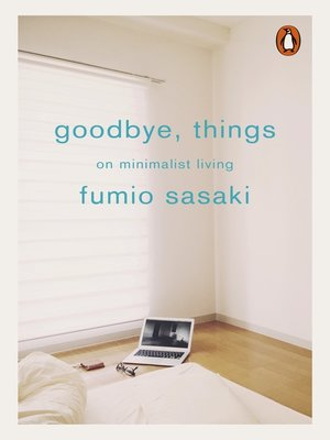 cover image of Goodbye, Things