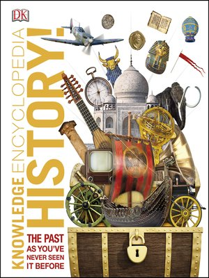 cover image of Knowledge Encyclopedia History!