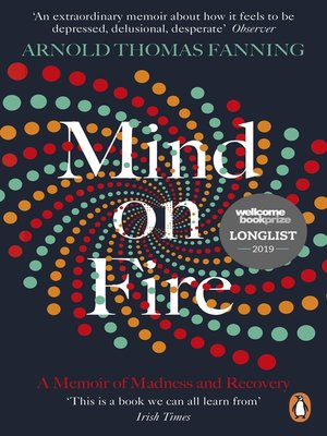 cover image of Mind on Fire