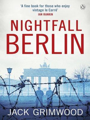 cover image of Nightfall Berlin