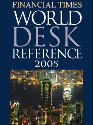 cover image of FT World Desk Reference 2005