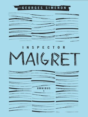 cover image of Inspector Maigret Omnibus