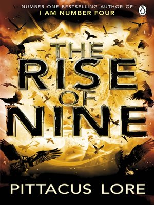 cover image of The Rise of Nine