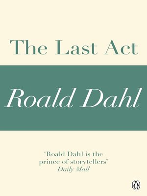 cover image of The Last Act