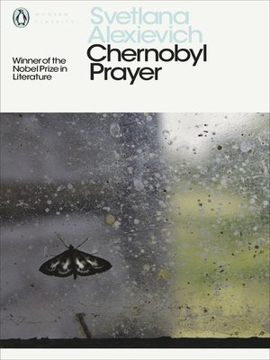 cover image of Chernobyl Prayer