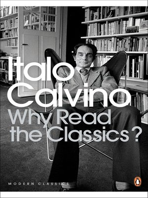 cover image of Why Read the Classics?