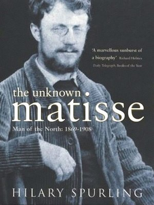 cover image of The Unknown Matisse