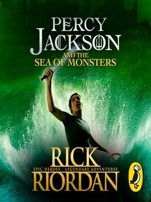 cover image of Percy Jackson and the Sea of Monsters (Book 2)