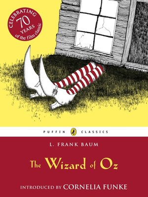 cover image of The Wizard of Oz