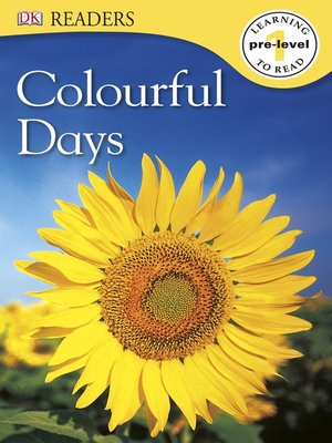 cover image of Colourful Days