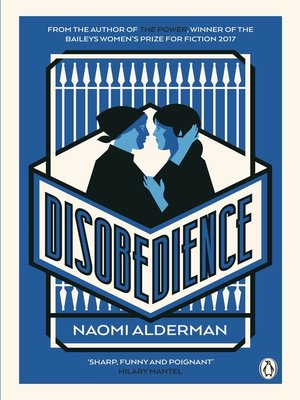 cover image of Disobedience