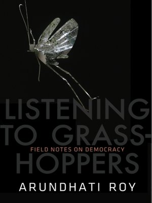 cover image of Listening to Grasshoppers