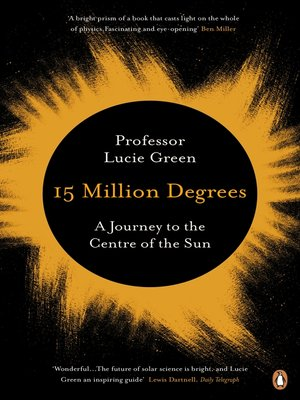 cover image of 15 Million Degrees