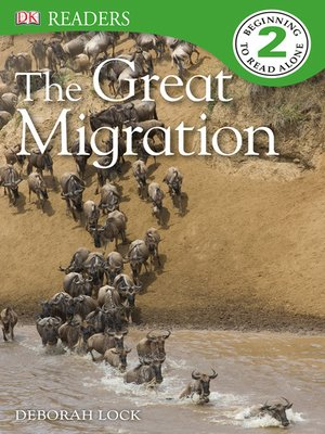 cover image of The Great Migration