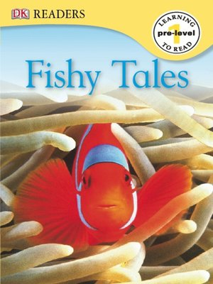 cover image of Fishy Tales