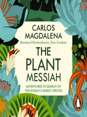 cover image of The Plant Messiah