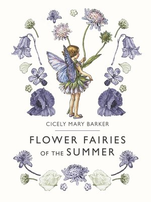 cover image of Flower Fairies of the Summer