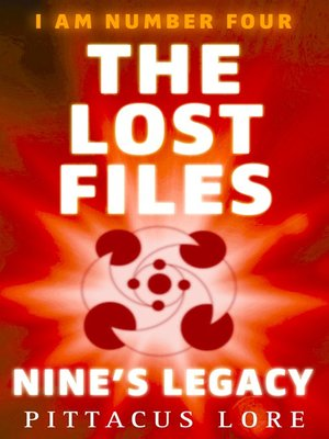 cover image of Nine's Legacy