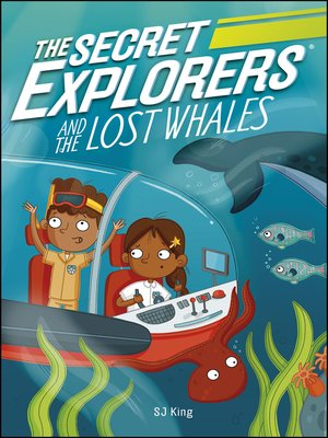cover image of The Secret Explorers and the Lost Whales