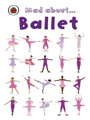 cover image of Mad About Ballet