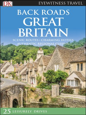 cover image of Back Roads Great Britain