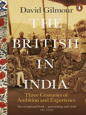 cover image of The British in India