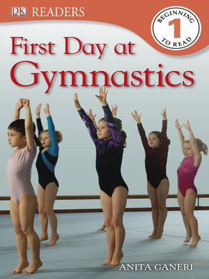 cover image of First Day at Gymnastics