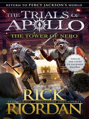 cover image of The Tower of Nero