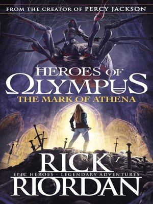 cover image of The Mark of Athena