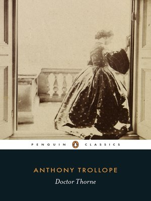 cover image of Dr Thorne