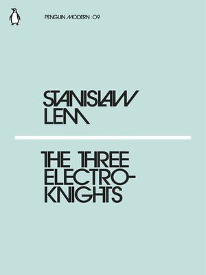 cover image of The Three Electroknights