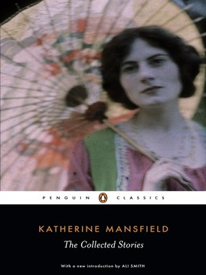 cover image of The Collected Stories of Katherine Mansfield