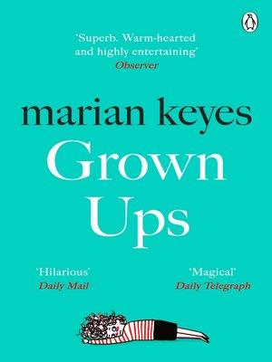 cover image of Grown Ups