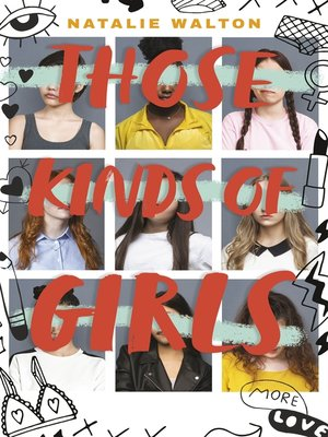 cover image of Those Kinds of Girls