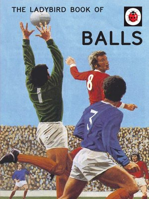 cover image of The Ladybird Book of Balls