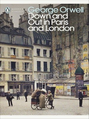 cover image of Down and Out in Paris and London