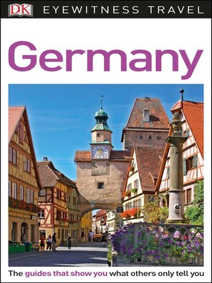 cover image of DK Eyewitness Travel Guide Germany