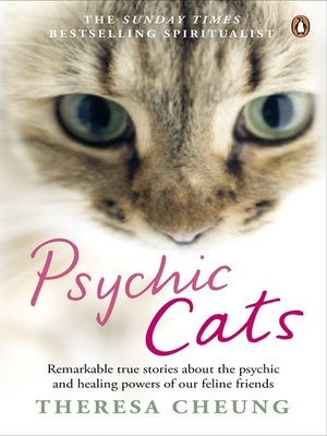 cover image of Psychic Cats
