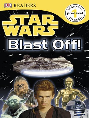 cover image of Star Wars: Blast Off!
