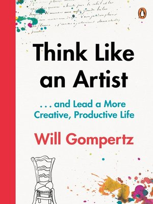 cover image of Think Like an Artist