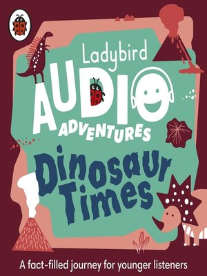cover image of Dinosaur Times