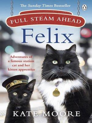 cover image of Full Steam Ahead, Felix