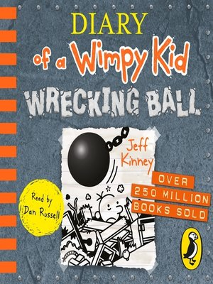 cover image of Wrecking Ball (Book 14)
