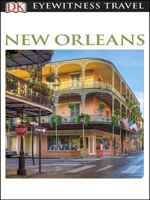 cover image of DK Eyewitness Travel Guide New Orleans