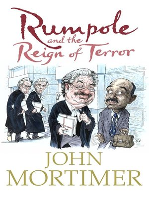 cover image of Rumpole and the Reign of Terror