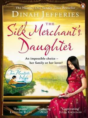 cover image of The Silk Merchant's Daughter