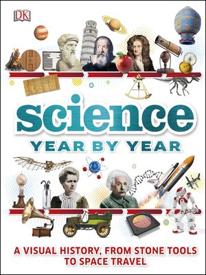 cover image of Science Year by Year